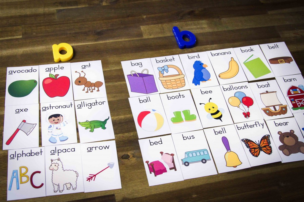 Letter Words Beging With The Letter S
