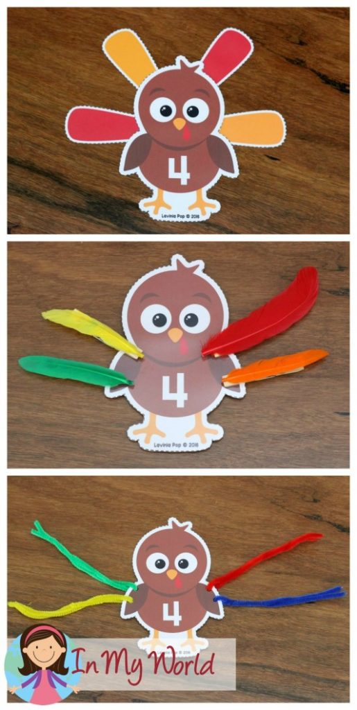 Preschool Frog Lesson Plans Pin additionally Dinosaur Footprint Preschool Measuring Activity Copy together with Grape Activity With Foam likewise Preschool Thanksgiving Centers Turkey Numbers X as well Numbers And Counters. on preschool sorting