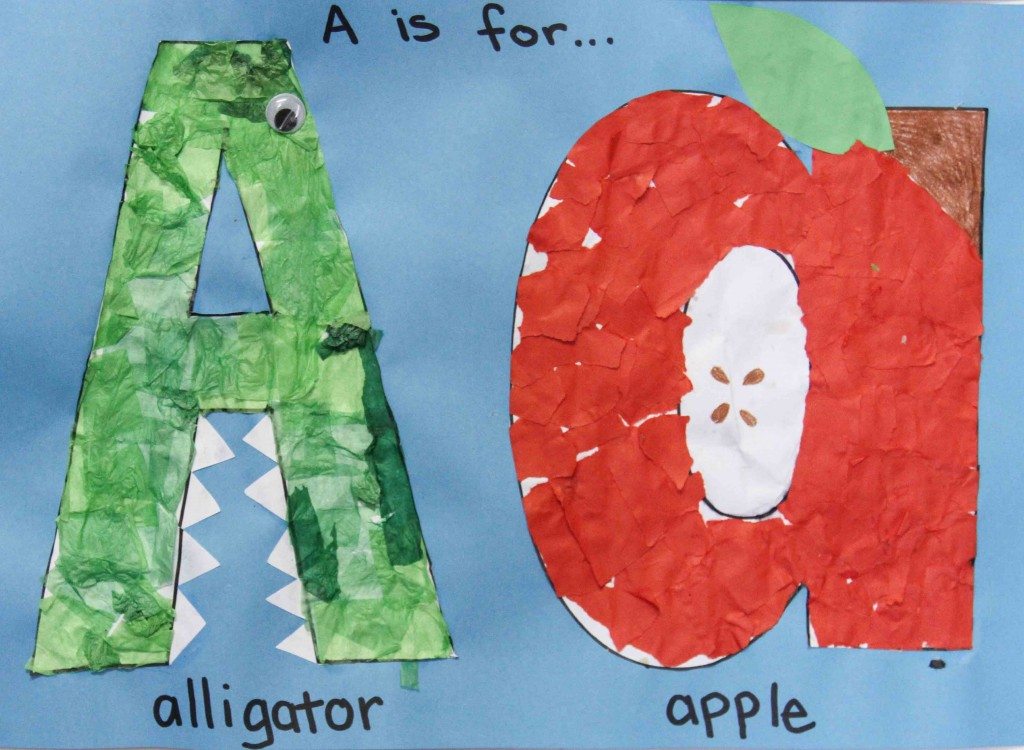 letter a projects for preschool preschool letter a in my world 12931