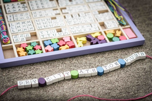 Build-a-Word Activity