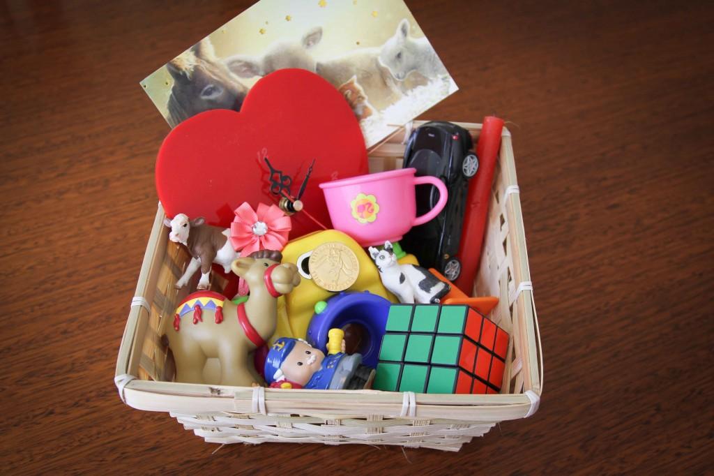 Preschool Letter of the Week C Beginning Sounds Basket