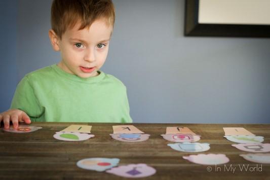 Preschool Letter L Beginning Sounds Scoops