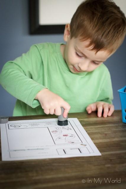 Preschool Letter L Beginning Sounds
