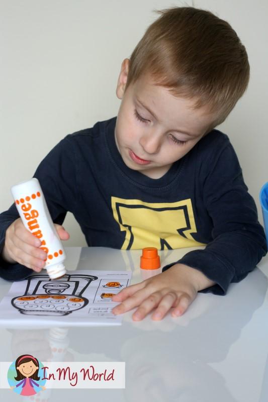 Preschool Letter P Letter Recognition