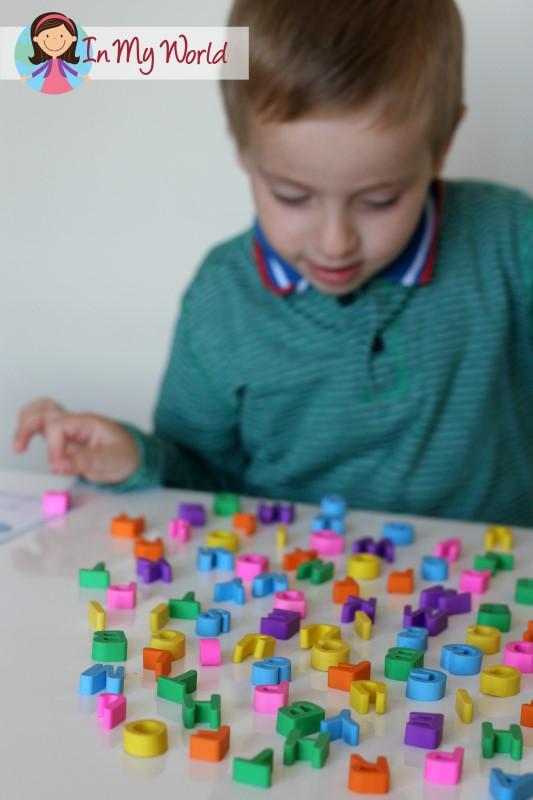 Preschool Letter P (7)