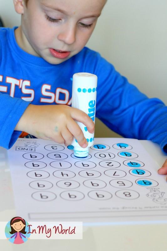 Preschool Number 9
