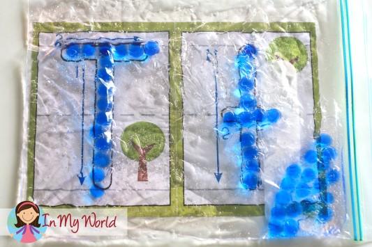 Preschool Letter T (24)
