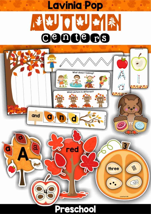 Autumn Preschool Centers