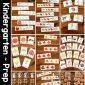 Autumn Literacy Centers for Kindergarten